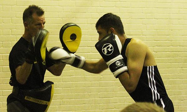 Blackbird Leys Boxing Club Oxford Information