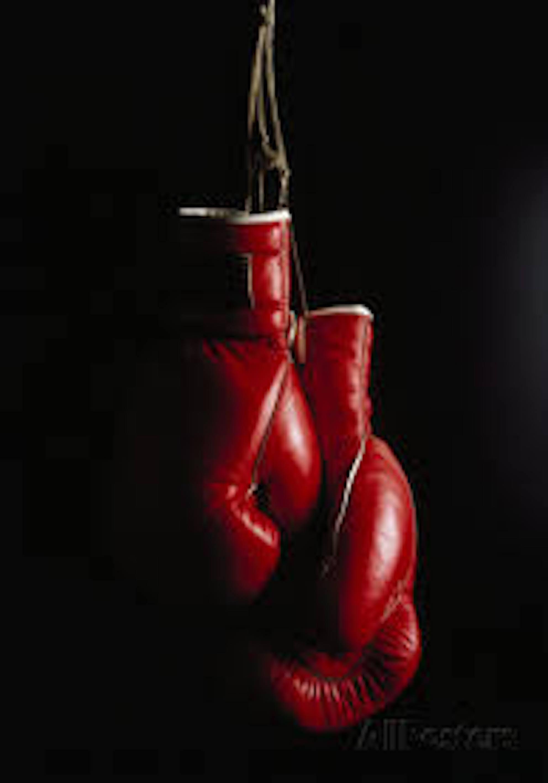 Zeeshan Ali - Junior Boxer @ Blackbird Leys Boxing Club Oxford