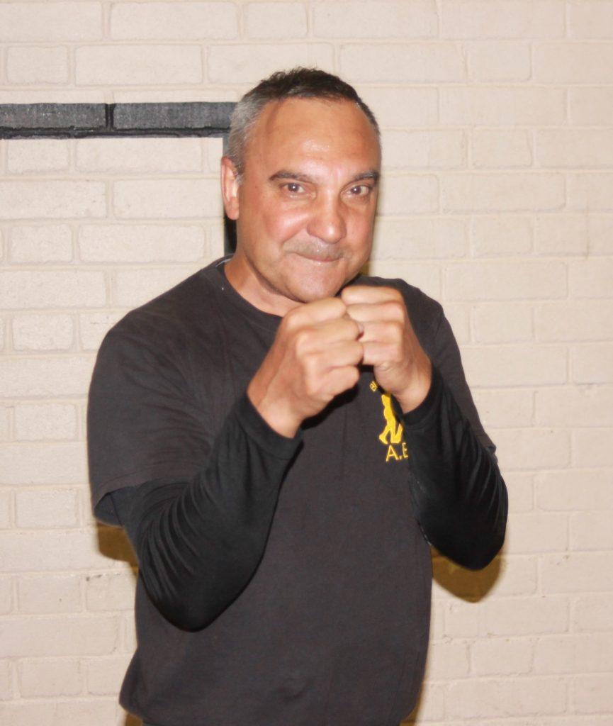Carl Lawrence  blackbirdleys boxing club coach